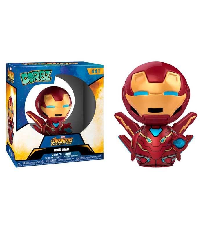 Funko Dorbz 441 Iron Man with Wing - Infinity War Marvel