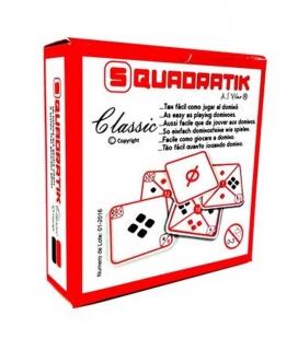 Squadratik, baraja de cartas