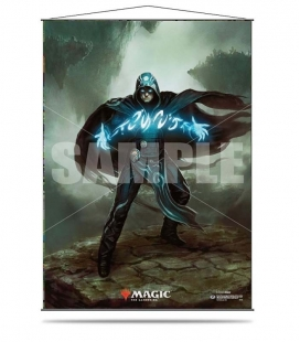 Wall Scroll Jace the Mind Sculpture Magic the Gathering
