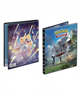 Portfolio de 4 bolsillos Pokemon Sun and Moon 7  Ultra Pro