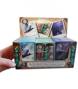 Serie Q Expositor con 5 unidades de cada caso GDM Games