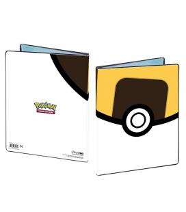 Portfolio de 9 bolsillos Pokemon Ultra Ball Ultra Pro
