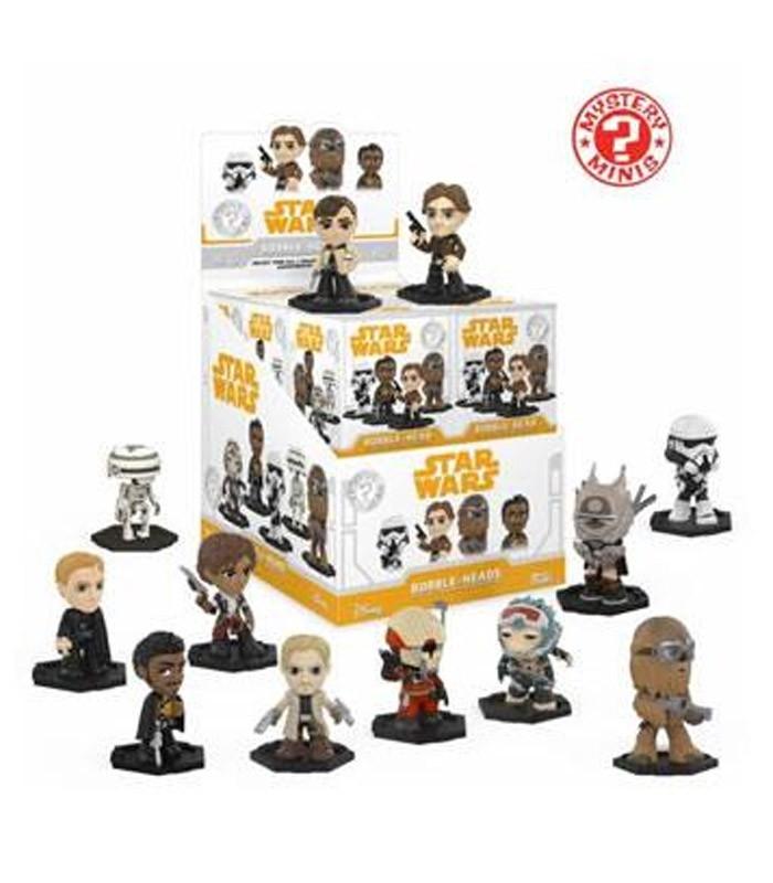 Mystery Minis Star Wars: Solo Expositor 12 miniaturas. Versión 2