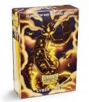 Fundas japanese Dragon Shield Syber - Paquete de 60