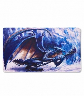 Tapete Dragon Shield Royenna Sapphire Edición Limitada