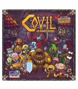 Covil Los Señores Oscuros - Juego de tablero Arrakis Games
