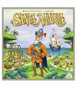 Santa Maria - Juego de tablero Arrakis Games
