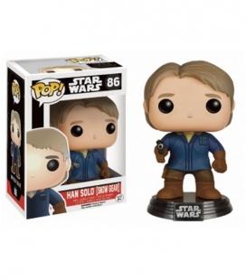 Funko POP! 86 Han Solo Snow Gear The Force Awakens - Star Wars