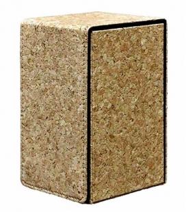 Caja de mazo Alcove Tower Cork Ultra Pro