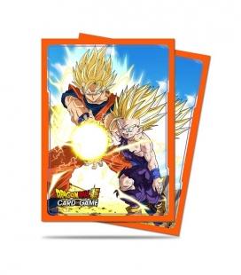 Fundas Standard  Father-Son Kamehameha Dragon Ball - Paquete de 65