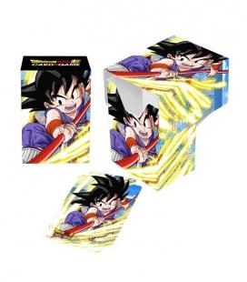 Caja de mazo Dragon Ball Super Explosive Spirit, Son Goku Ultra Pro
