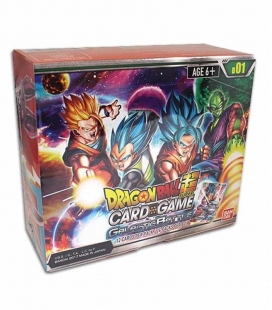 Dragon Ball Super Card Game Caja de sobres Galactic Battle Inglés