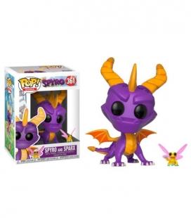 Funko POP! 361  Spyro and Sparx - Spyro the Dragon
