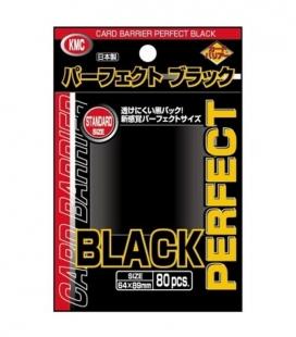 Fundas standard Perfect Black de KMC