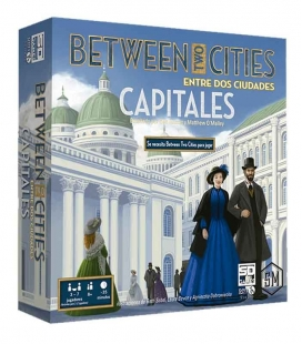 Between Two Cities Capitales (Expansión) - Juego de mesa SD GAMES