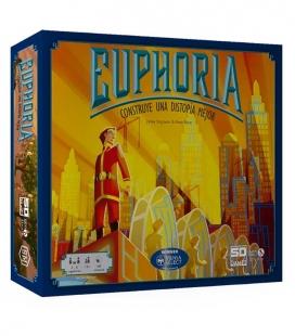 Euphoria - Juego de mesa SD GAMES
