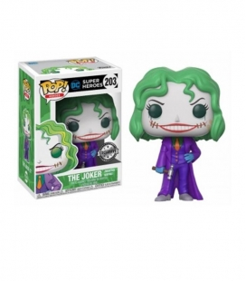 Funko POP! 203 Martha Wayne Joker Exclusive - DC Comics