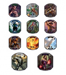 Display Relic Tokens Lineage Magic the Gathering - Ultra Pro