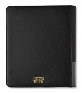 Card Codex Portfolio Zipster Black (Stable incl 18/16 pp) Dragon Shield