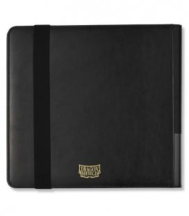 Card Codex 576 Portfolio - 12/24 Black (Stable) Dragon Shield