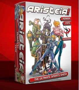 Aristeia! Humans Fate - Expansión Corvus Belli