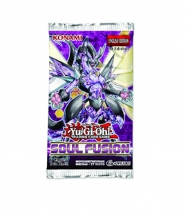 Caja de sobres Soul Fusion Inglés - cartas Yu-Gi-Oh!