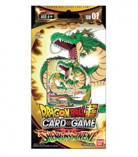 Dragon Ball Super Card Game Starter Deck Display Serie 5 DBS - 7 Inglés