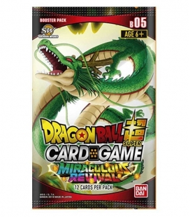 Dragon Ball Super Card Game Special Pack Set Serie 5 Inglés