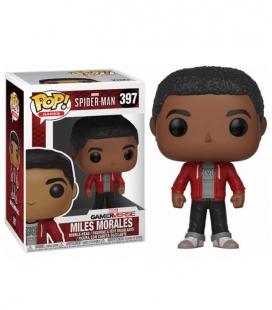 Funko POP! 397 Miles Morales - Marvel