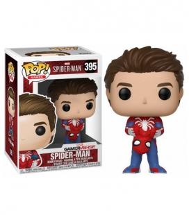 Funko POP! 395 Spider Man Sin Máscara - Marvel
