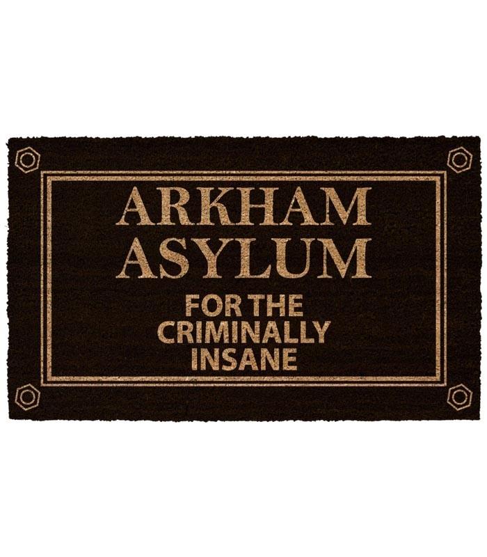 Felpudo de Arkham Asylum de DC Comics