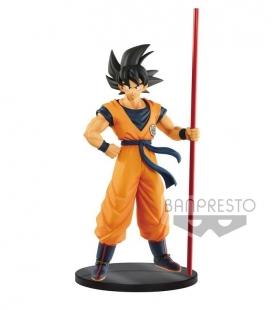 Figura Dragon Ball Super Movie Son Goku-The 20th Film- Limited. 23 cm de Banpresto