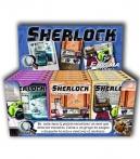 Expositor Serie Q Sherlock. Juego de mesa de GDM Games