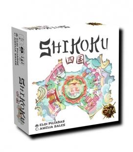 Shikoku. Juego de mesa de GDM Games