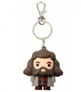 Rubeus Hagrid llavero figurativo de Harry Potter en blíster