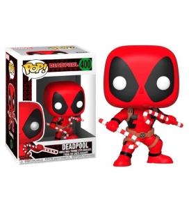 Funko POP! 400 Deadpool Holiday Navidad - Marvel