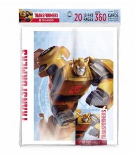 Transformers PRO Binder Ultra Pro