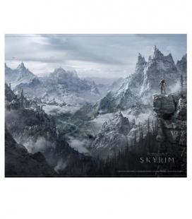Póster The Elder Scrolls V: Skyrim Wallscroll Valley - Gaya