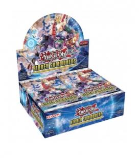 Caja de sobres Hidden Summoners Inglés - cartas Yu-Gi-Oh!