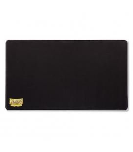 Tapete minimalista Dragon Shield. Color Negro