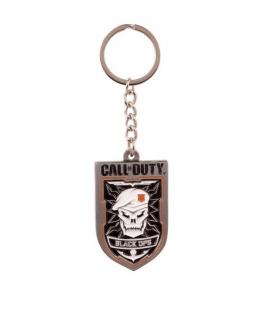 LLavero Call of Duty: Black Ops 4 Keychain Patch -Gaya