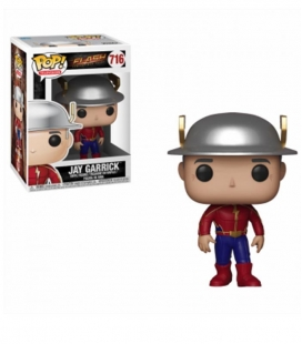 Funko POP! 10 Justice League The Flash Silhouette Exclusive - DC Comics