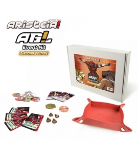 Aristeia! Pack de Torneo AGL Event Kit Second Edition Español
