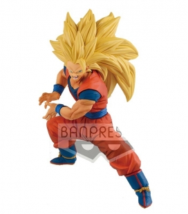 Figura Dragon Ball Super Son Goku FES!! Special ver. (A:Super Saiyan 3 Son Goku) 14 cm de Banpresto