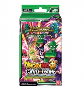Dragon Ball Super Card Game Starter Deck Display The Guardian of Namekian Inglés