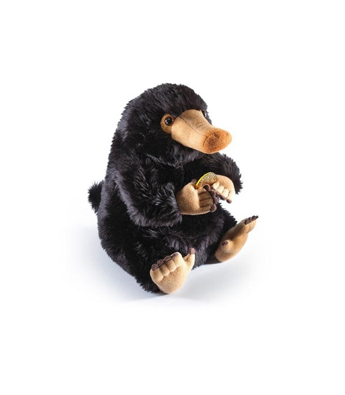 Peluche Niffler - Animales Fantásticos - The Noble Collection