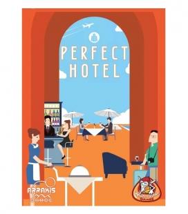 Perfect Hotel en español - Juego de cartas