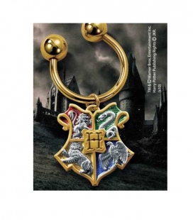 Llavero Hogwarts - Harry Potter - The Noble Collection