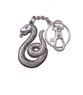Llavero Serpiente de Slytherin - Harry Potter - The Noble Collection