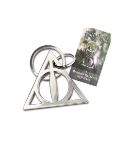 Llavero Las reliquias de la muerte - Harry Potter - The Noble Collection